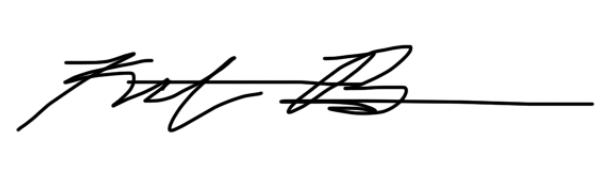 Kristen Braun's Signature
