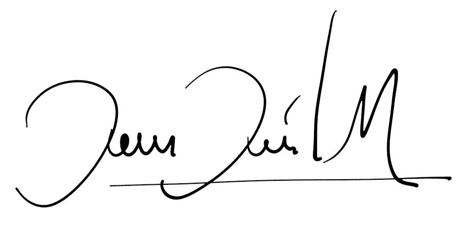 Diana Davila's Signature