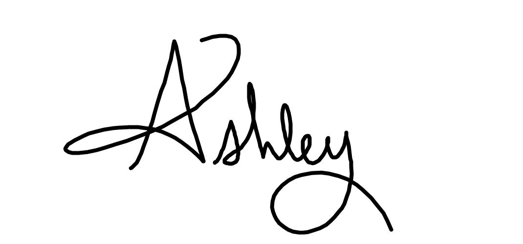 Ashley Mills's Signature