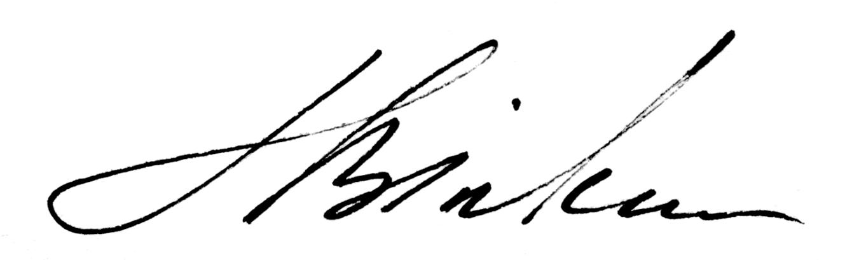 Lesia Binkin's Signature