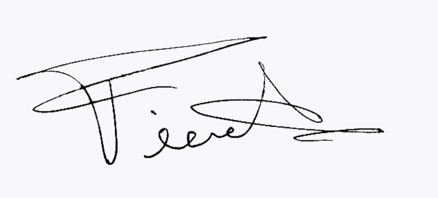 J&M Fierek's Signature