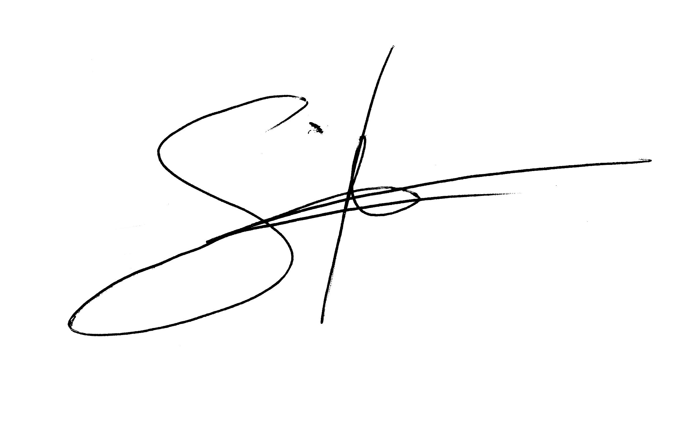 Shun rodnie ablazo's Signature
