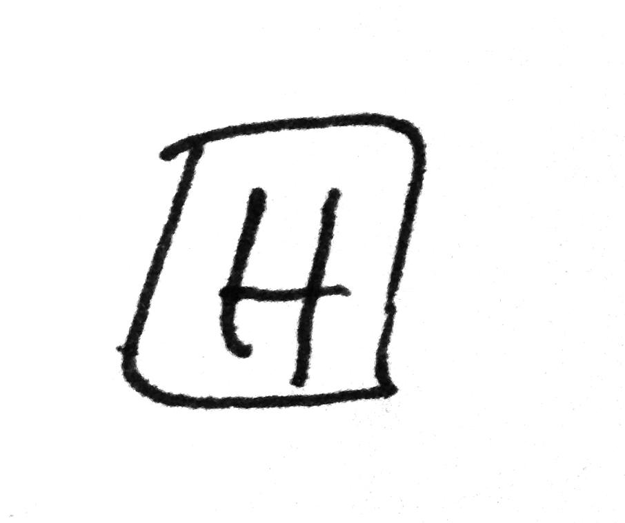 Helen Rusinoff's Signature