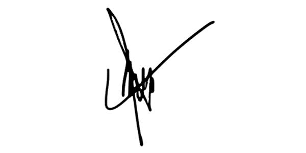 Khubaren Ngenasegaran's Signature