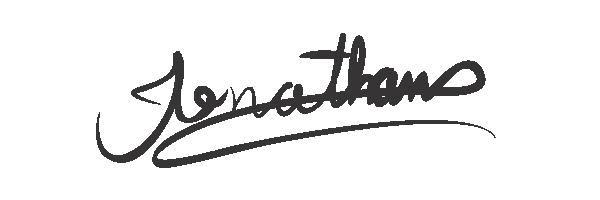 Jonathan Melo's Signature