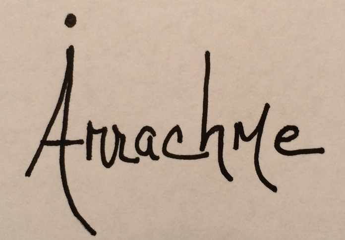 Arrachme Art's Signature