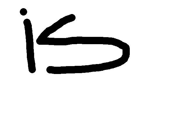 Israel Solomon's Signature