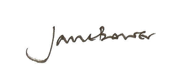 Jane Bower's Signature