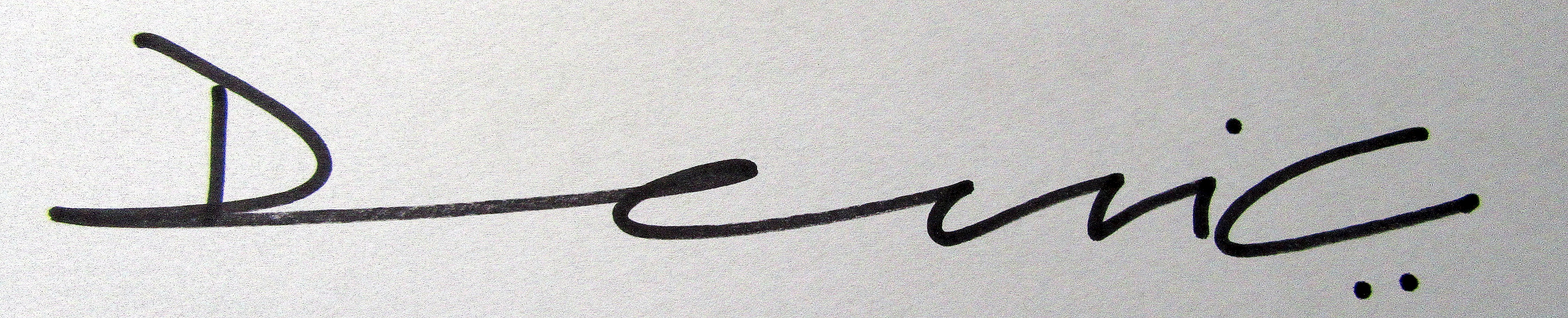 Deviprasad C Rao's Signature