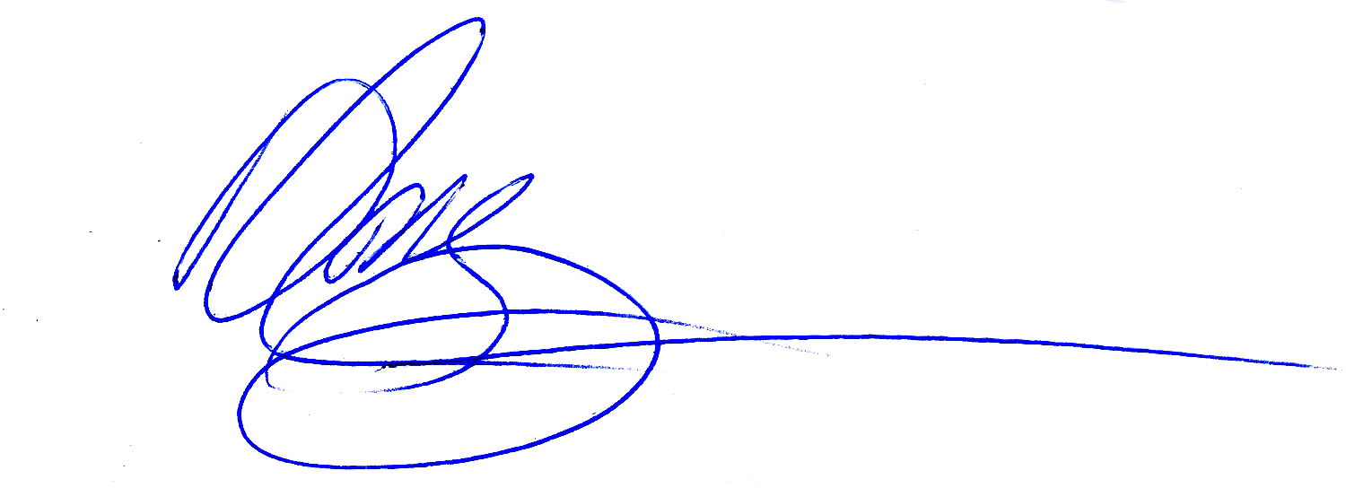 Don Long's Signature