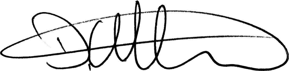 David Moffatt's Signature
