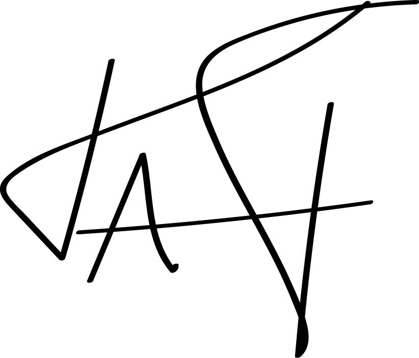 Tosca Van Haren's Signature