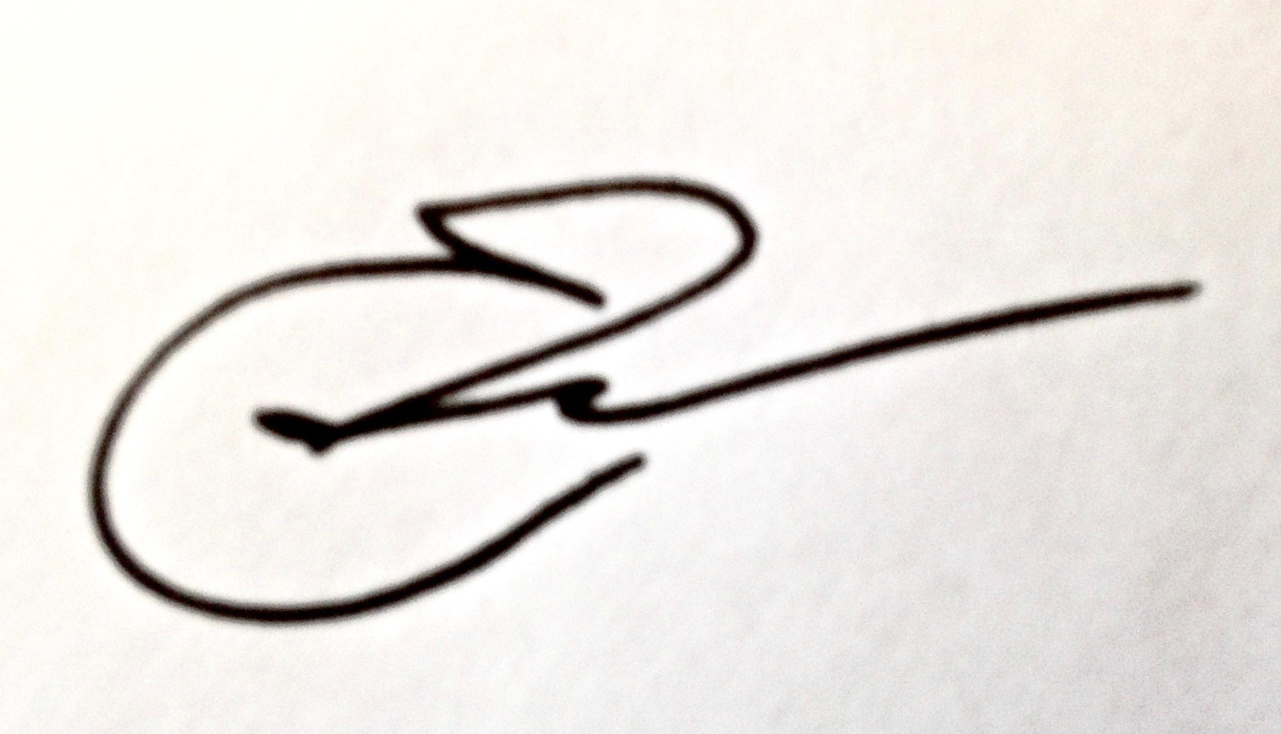 Eran Fraenkel's Signature