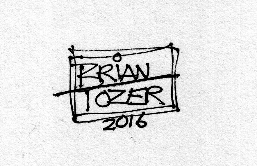 Brian Tozer's Signature