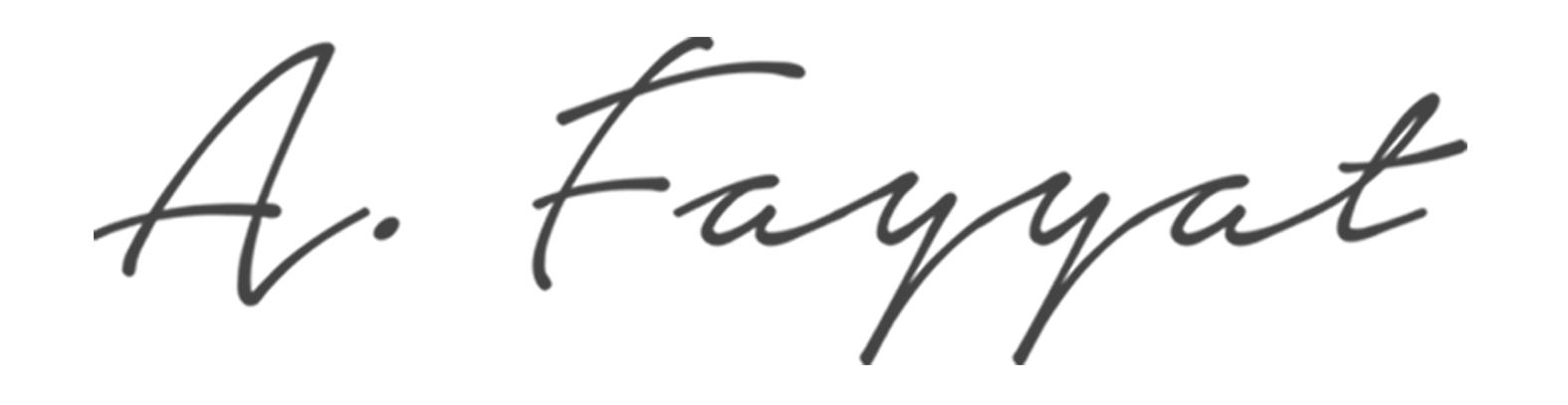 A. Fayyat's Signature