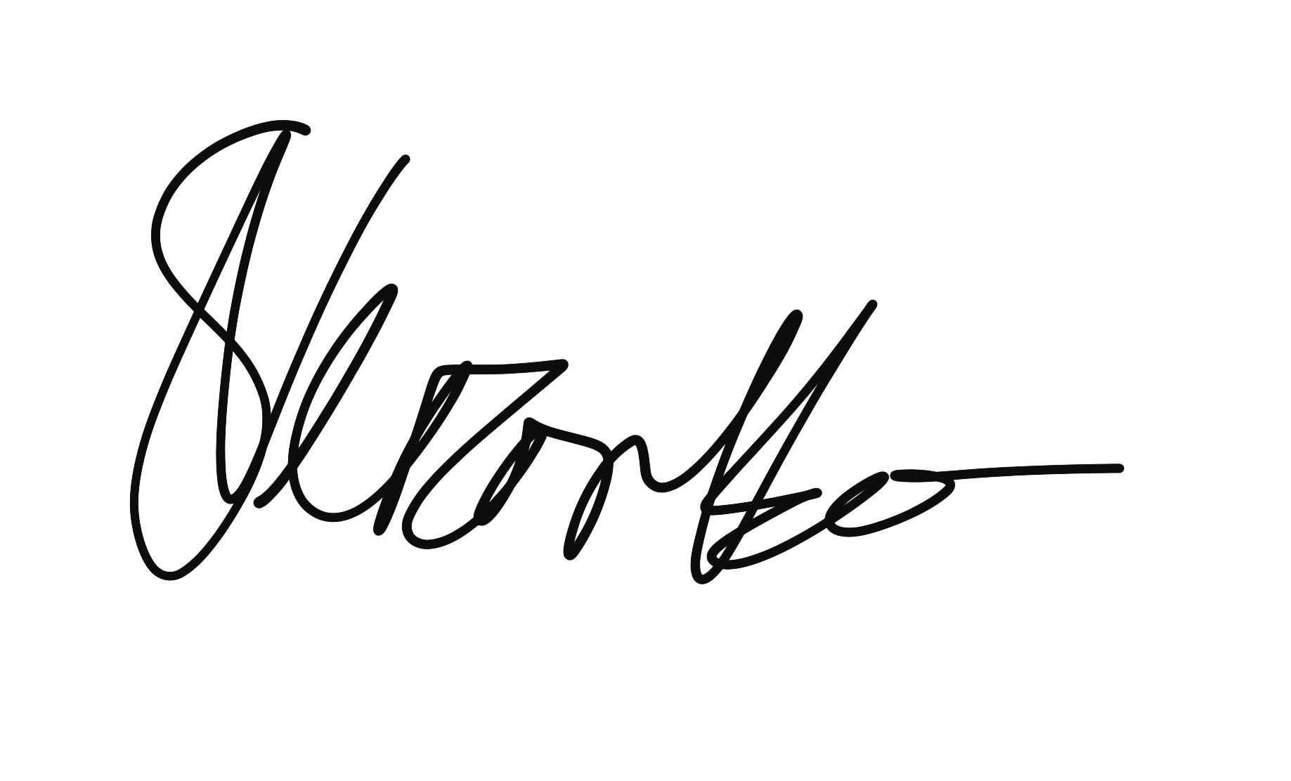 Silvia Veronica's Signature