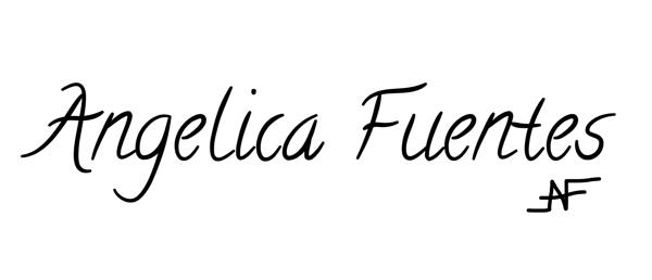 Angelica Fuentes's Signature