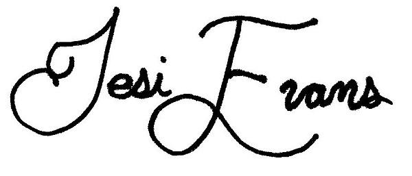 Jesi Evans's Signature