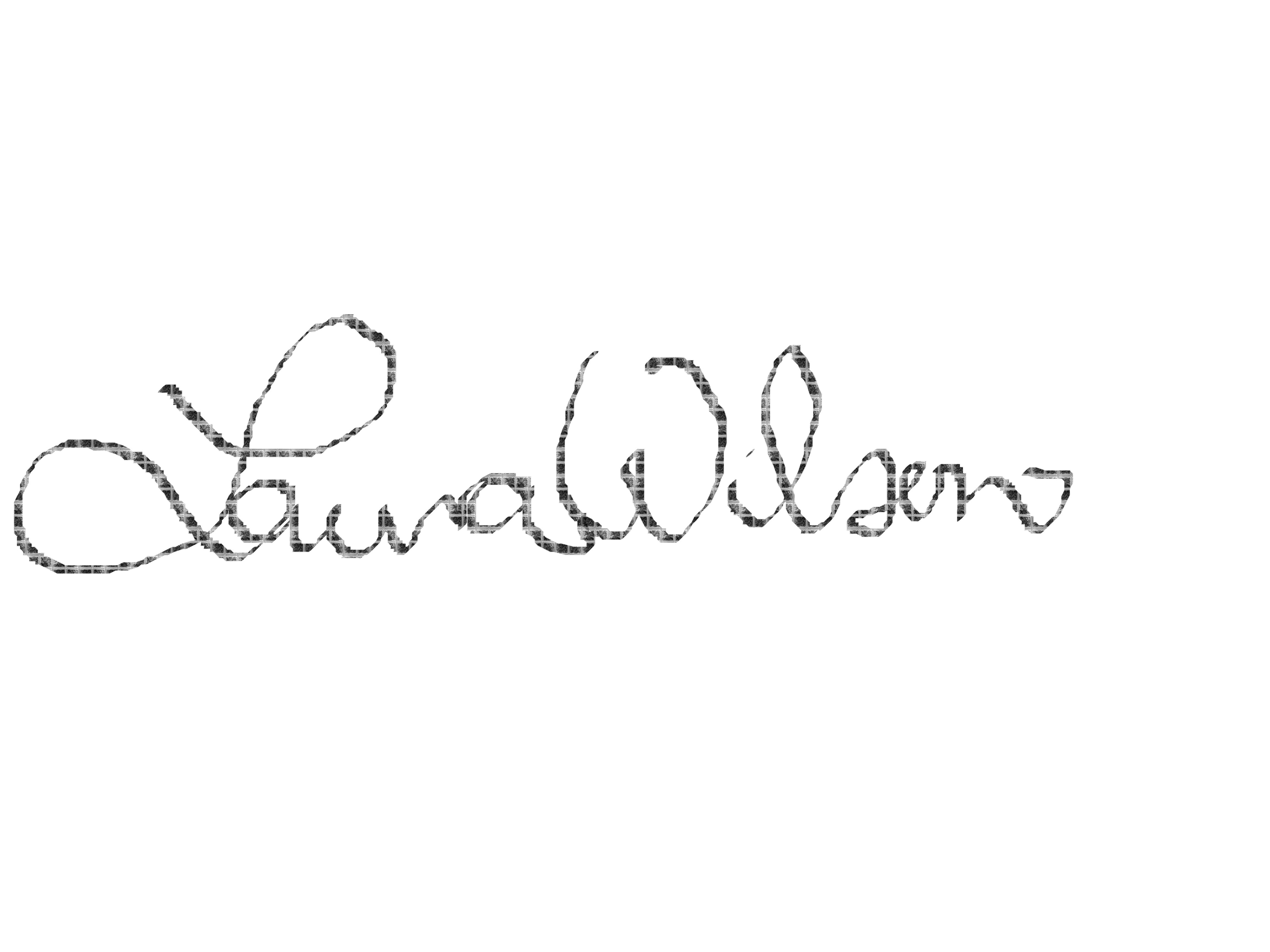 Laura Wilson's Signature
