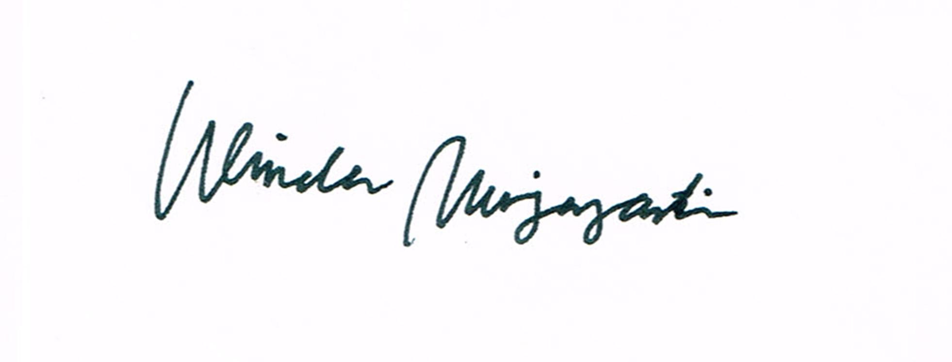 Winda Nurjayanti's Signature