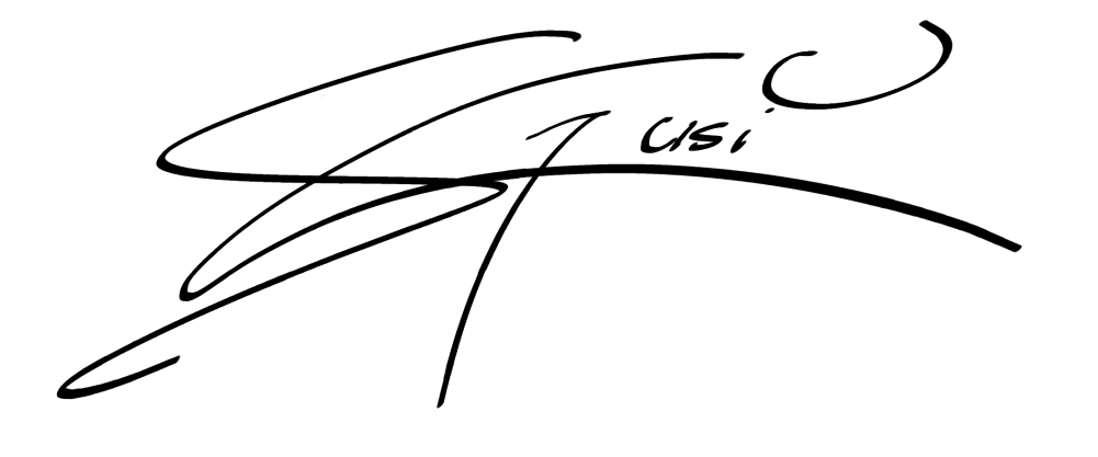 Susi Galloway's Signature