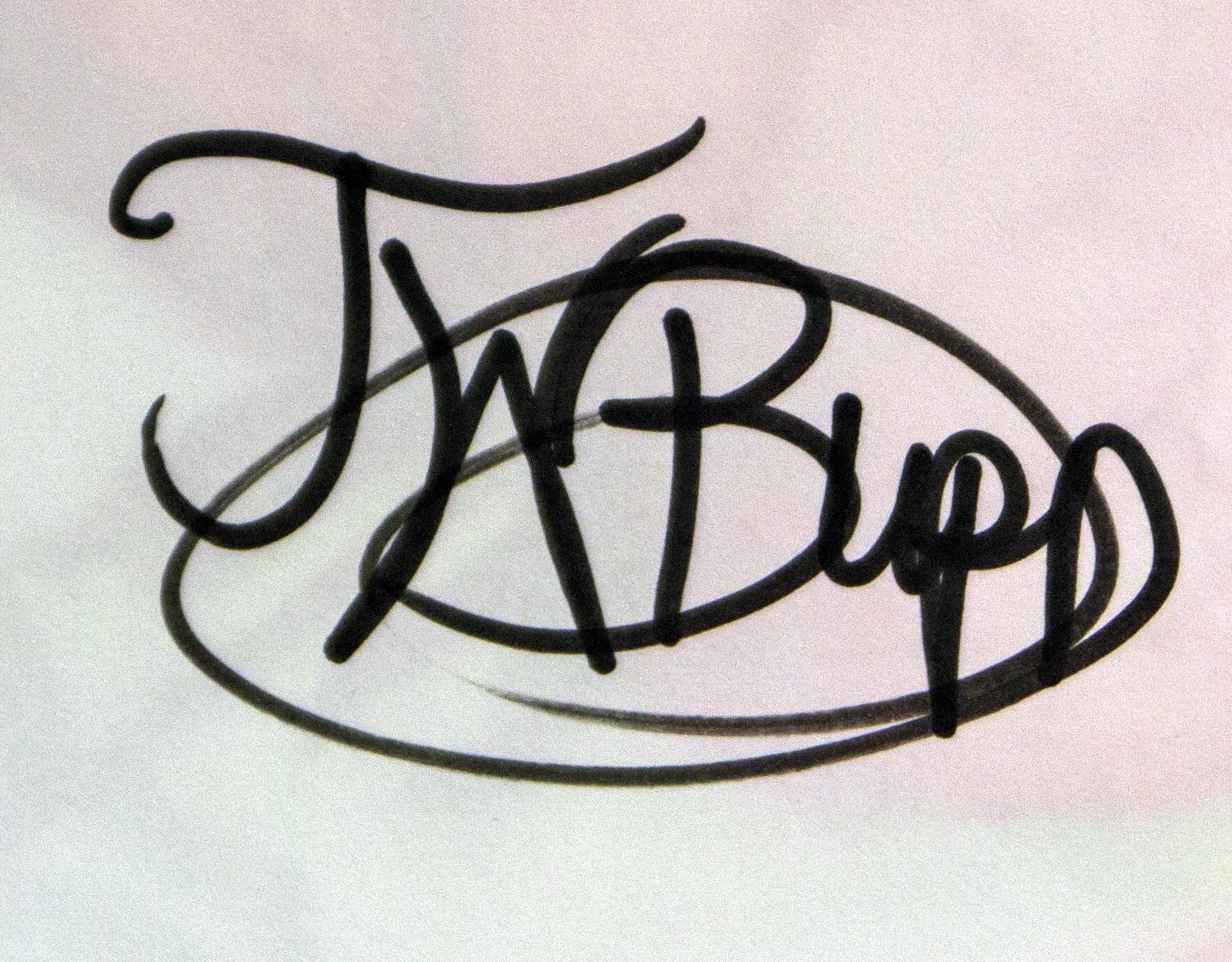 Judy Bupp's Signature