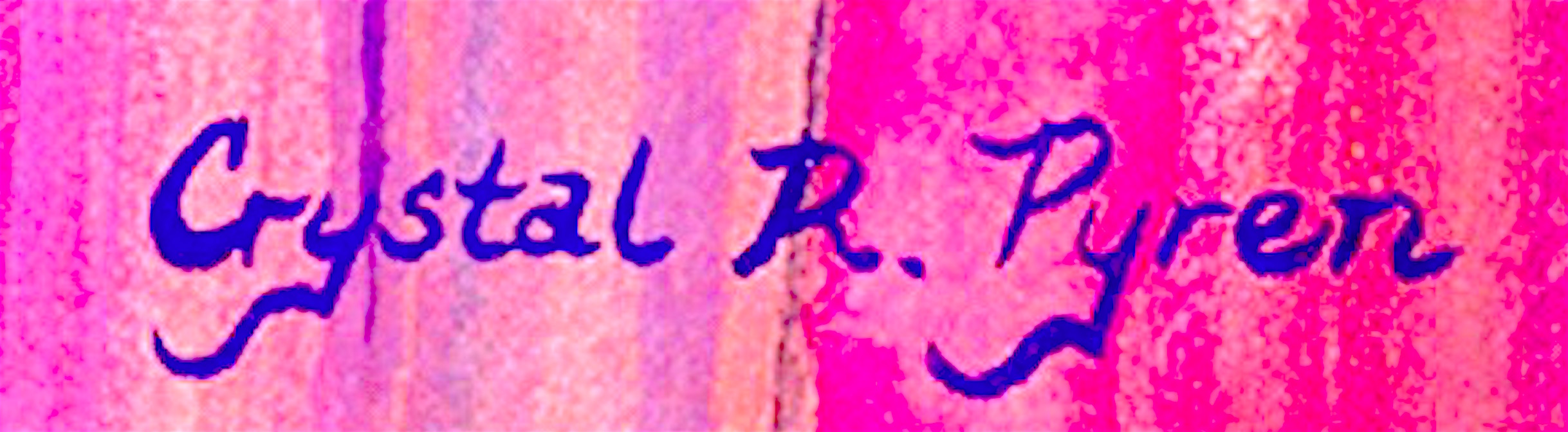 Crystal Pyren's Signature