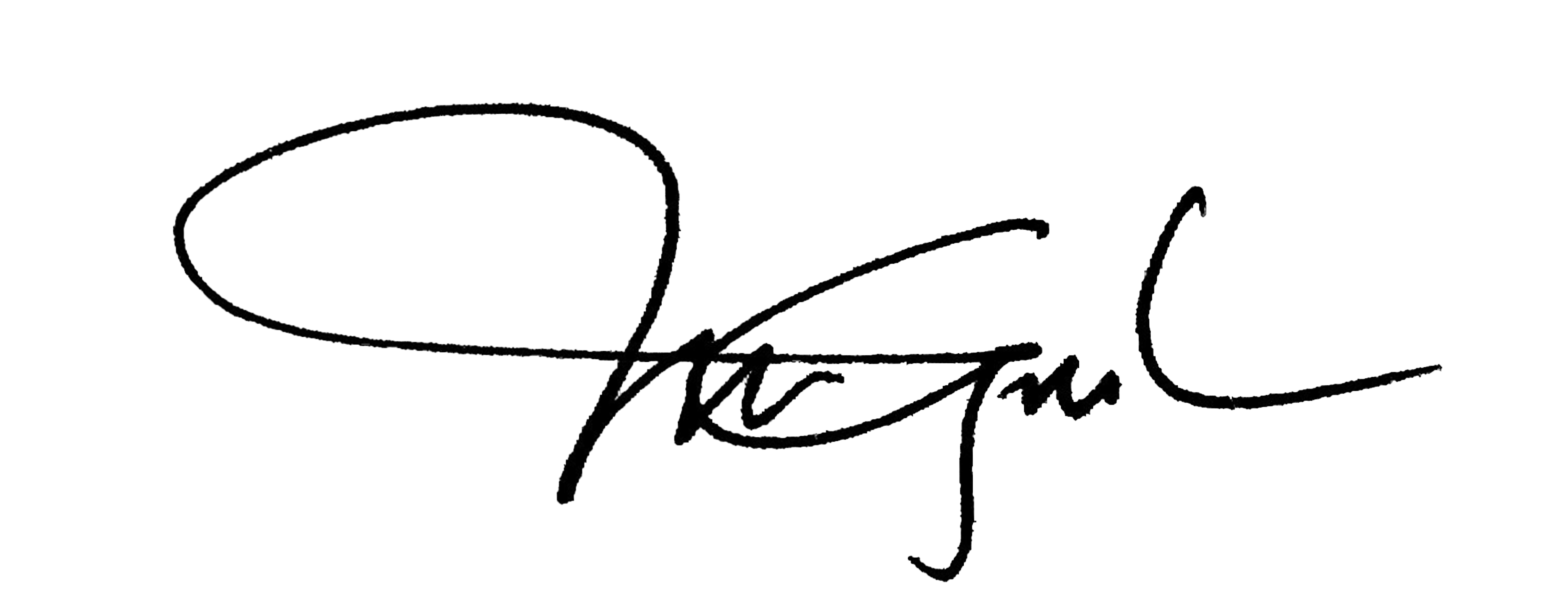 Angela Merici Gabriel's Signature