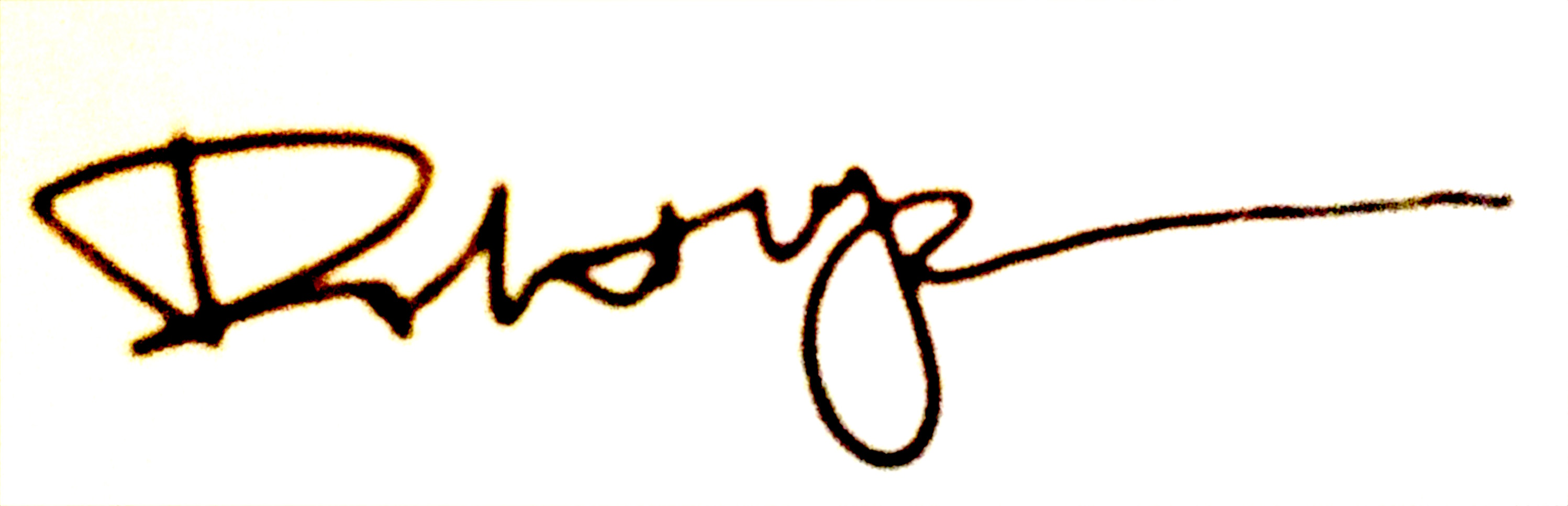 robert hymes's Signature