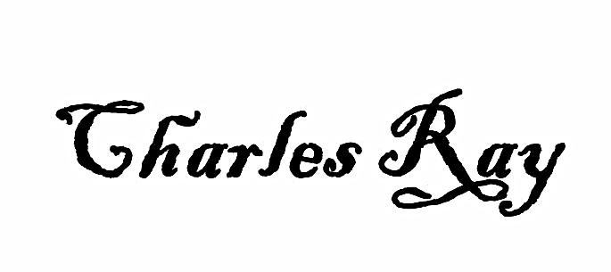 Charles Ray's Signature