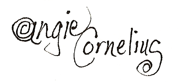 Angie Cornelius's Signature