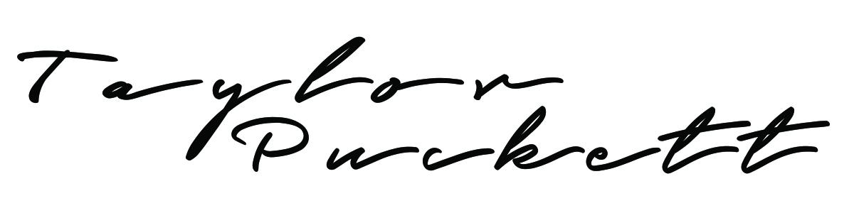 Taylor Puckett's Signature