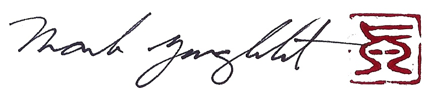 Mark Yungblut's Signature