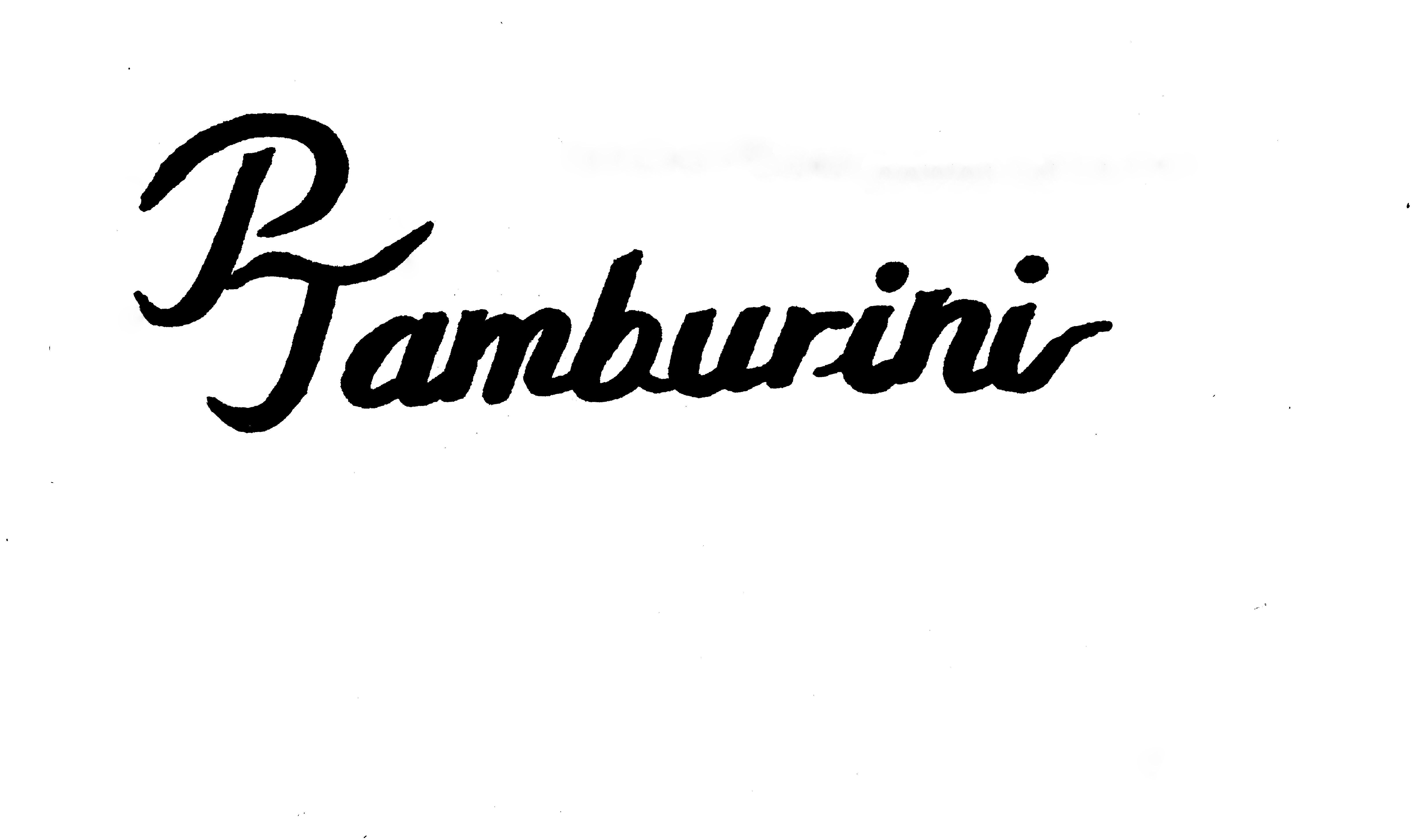 Patricia Tamburini's Signature