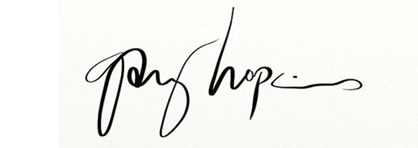 Gary Hopkins's Signature