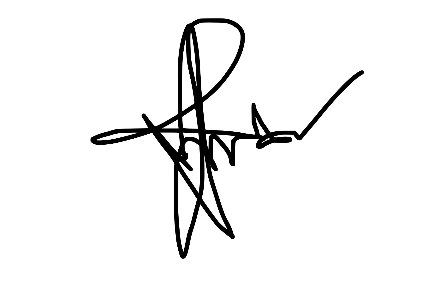 Vanessa Jones's Signature