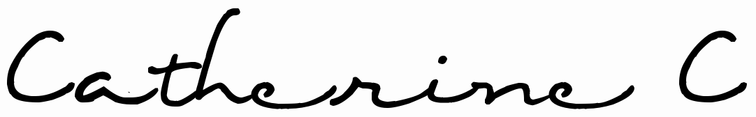 Catherine Chiew's Signature
