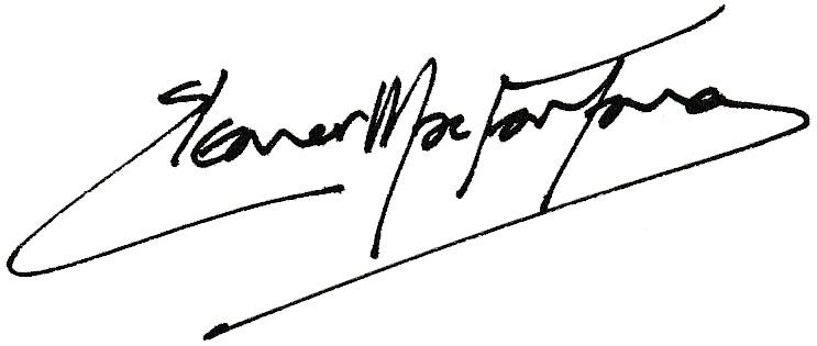 Eleanor MacFarlane's Signature