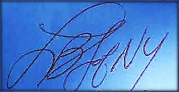 Lisa Lambert's Signature