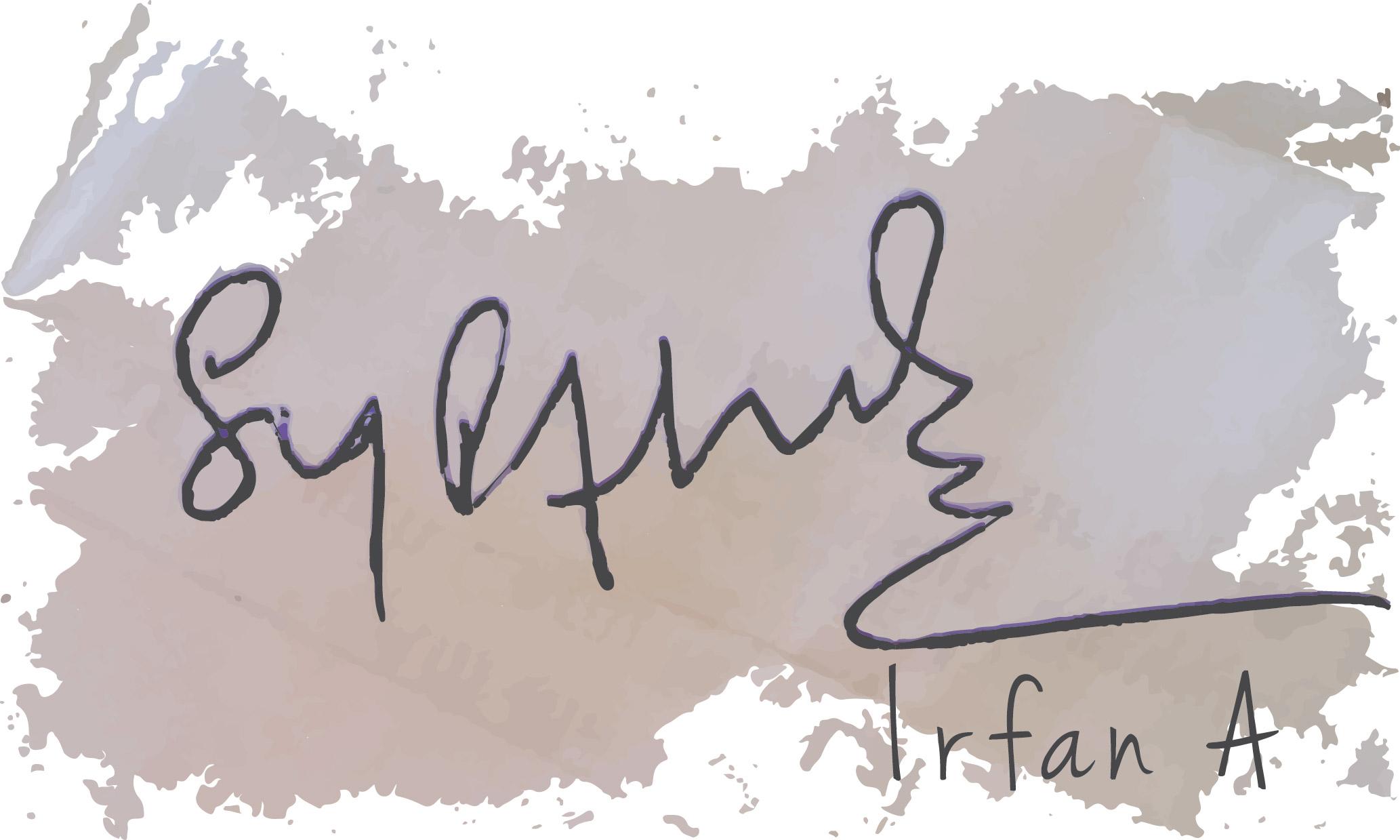 Irfan Ali's Signature