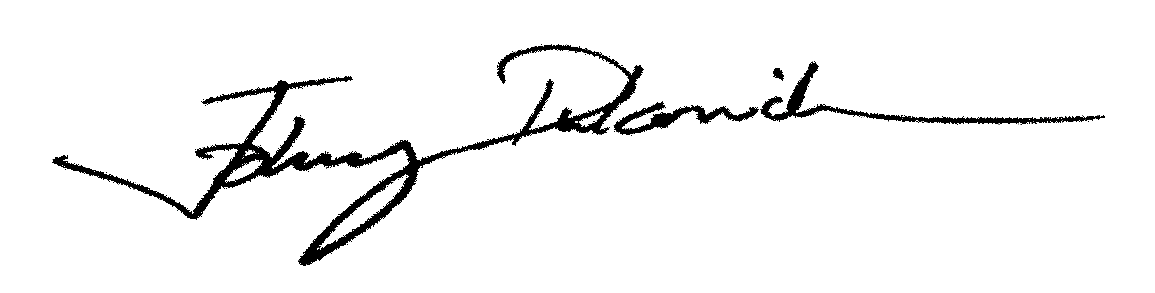 Johnny Dukovich's Signature