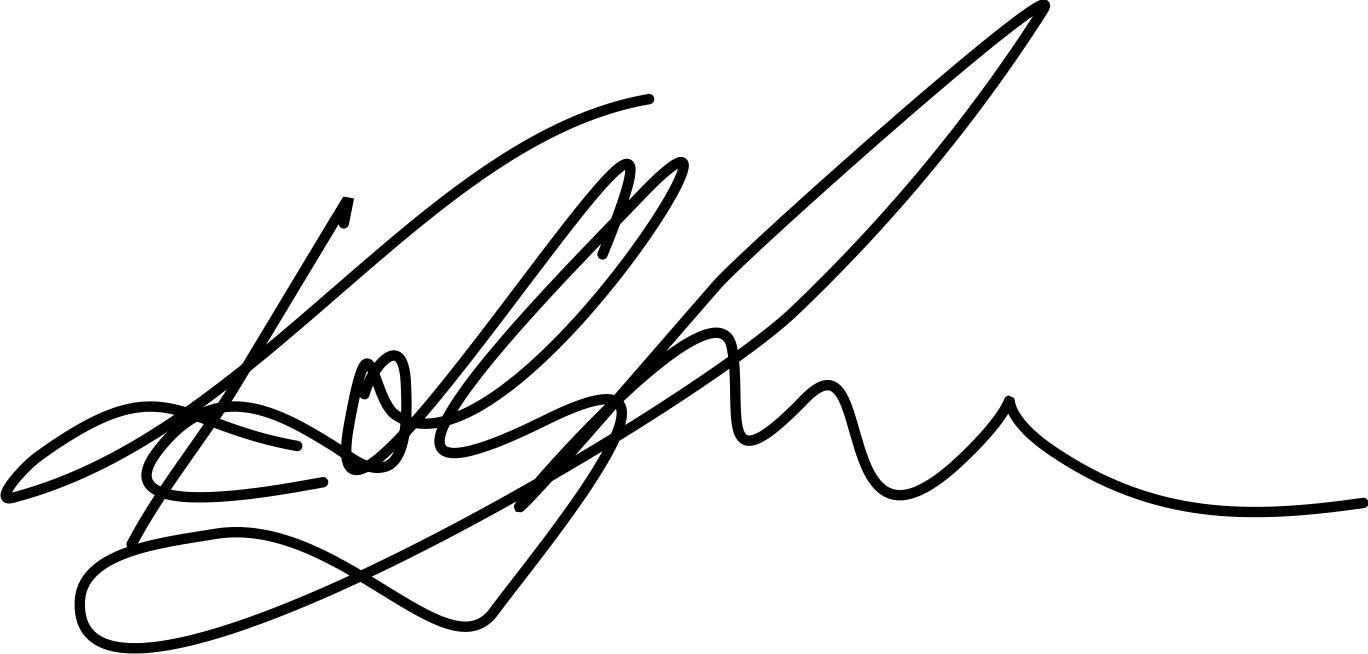 Kathy Strauss's Signature