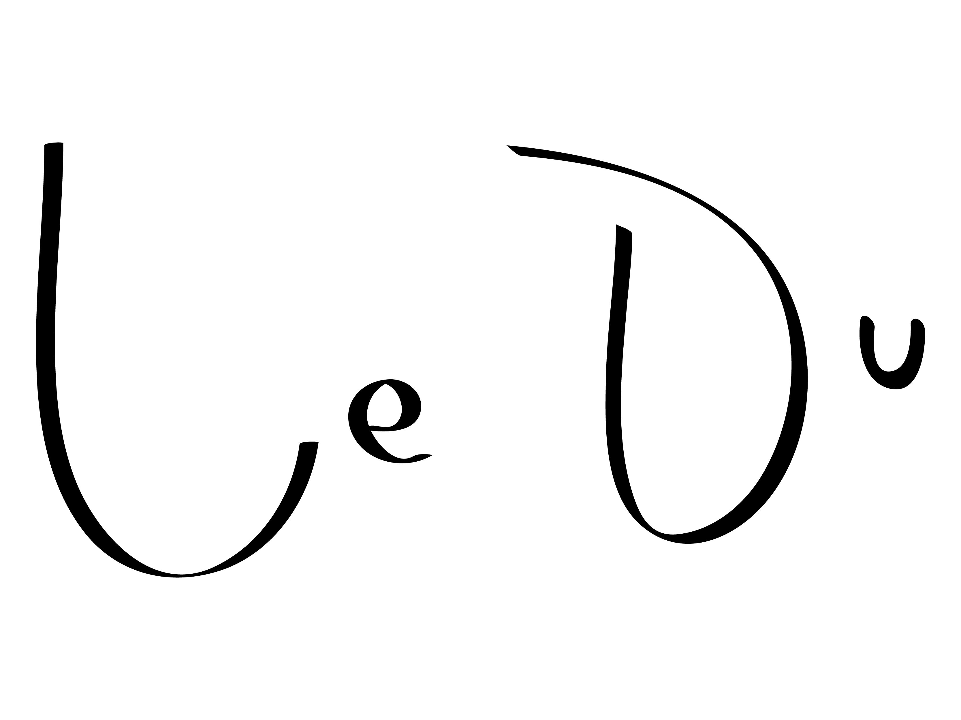 Amandine Le Du's Signature