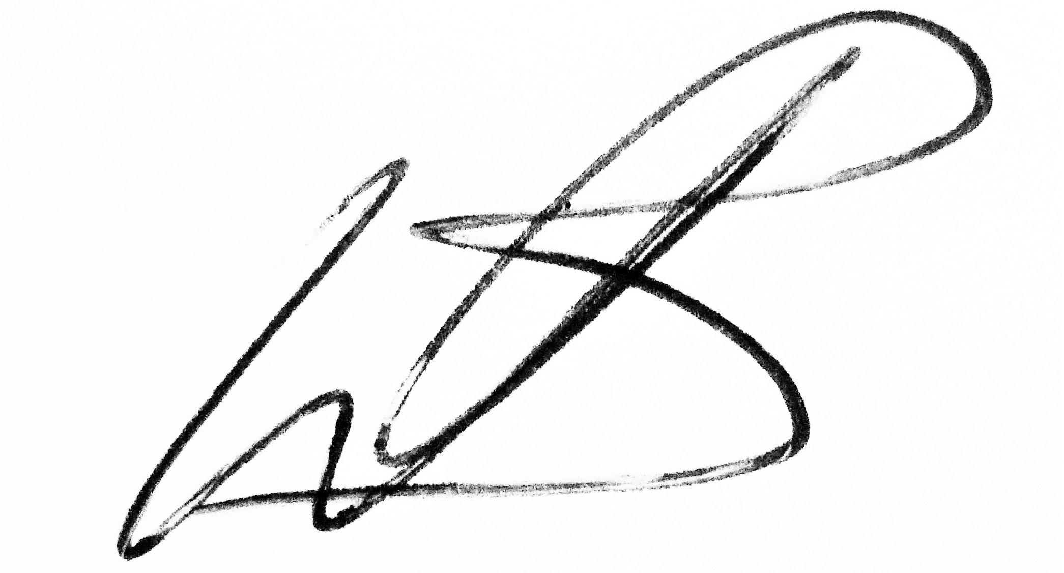 Elyse Bennett's Signature