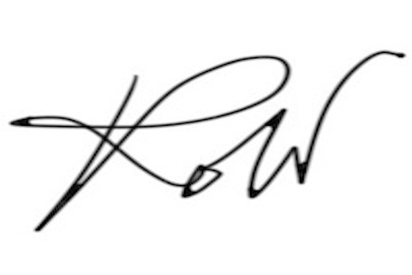 Rowan Willigan's Signature