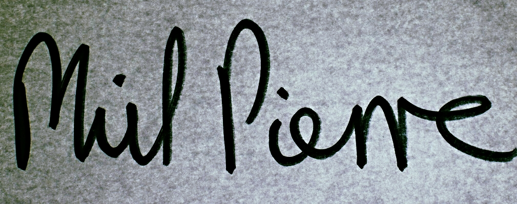 Phil Pierre's Signature