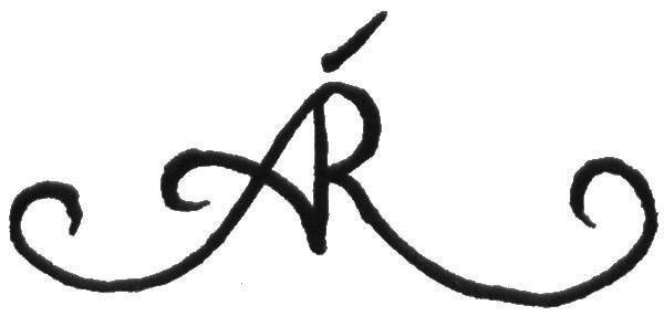 Alexandra Ramirez's Signature