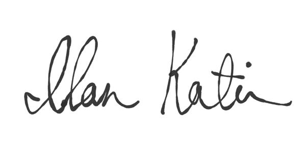 ilan katin's Signature