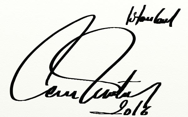 cem purtul's Signature