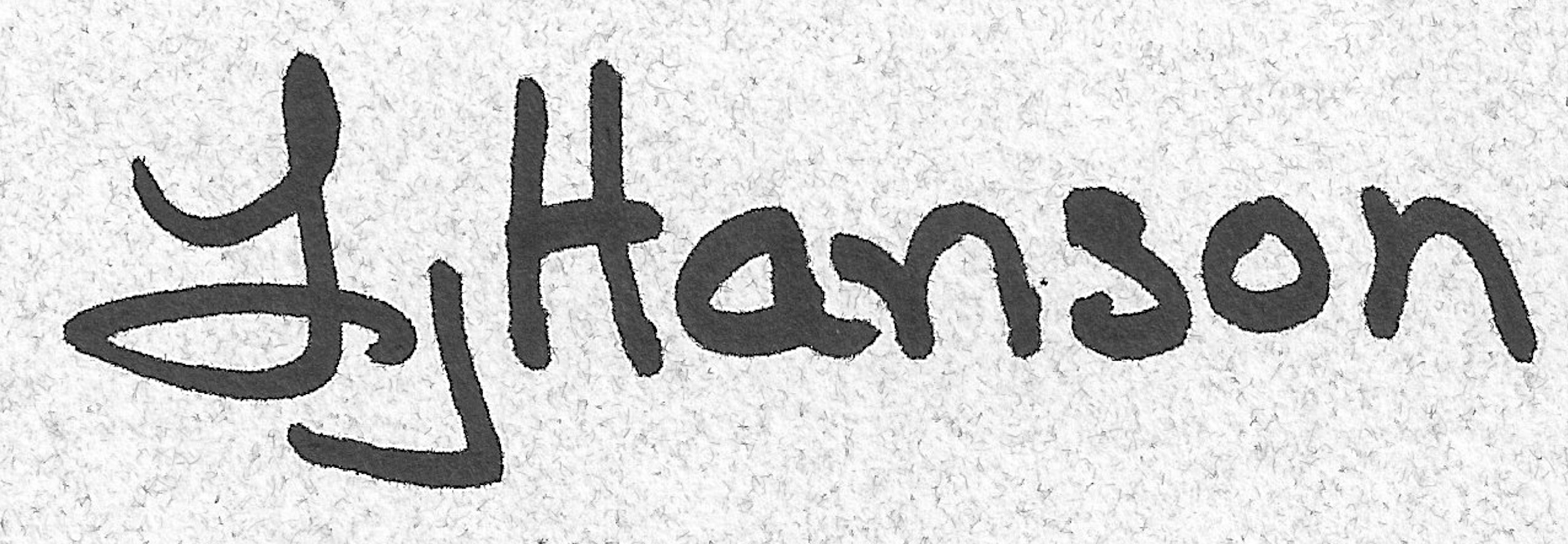 Laurel Hanson's Signature